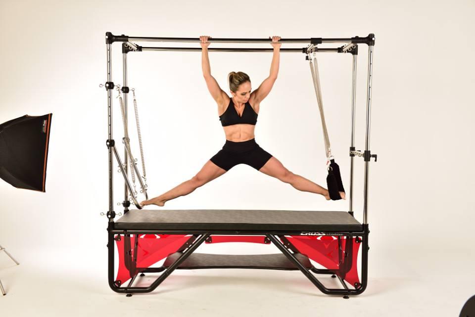 Simone Fonseca - Cross Pilates