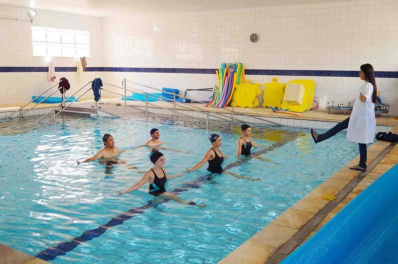 Hidroterapia, a fisioterapia aquática!Hidroterapia, a fisioterapia aquática!